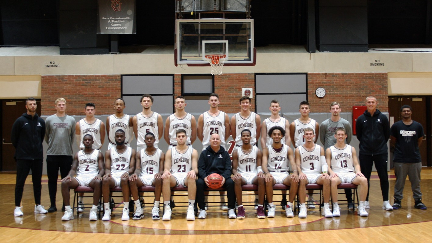 2019 20 Men S Basketball Roster Concord University Athletics